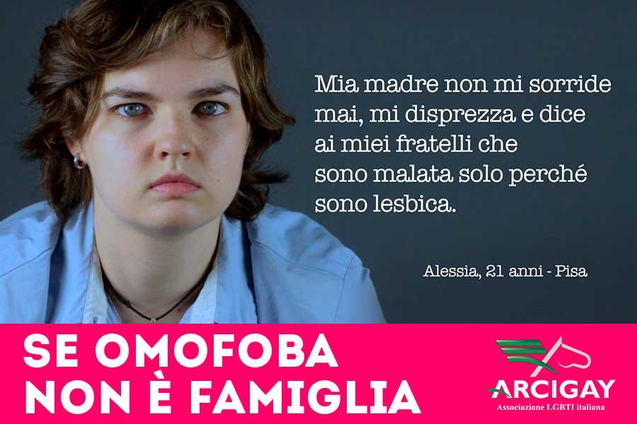 Campagna arcigay Pavlov se è omofoba non è famiglia