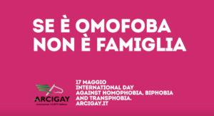 Campagna Pavlov per Arcigay contro l'omofobia in famiglia